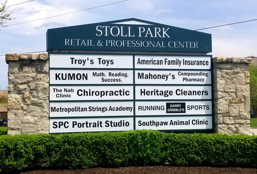 Stoll Park-retail shopping center-Overland Park Kansas