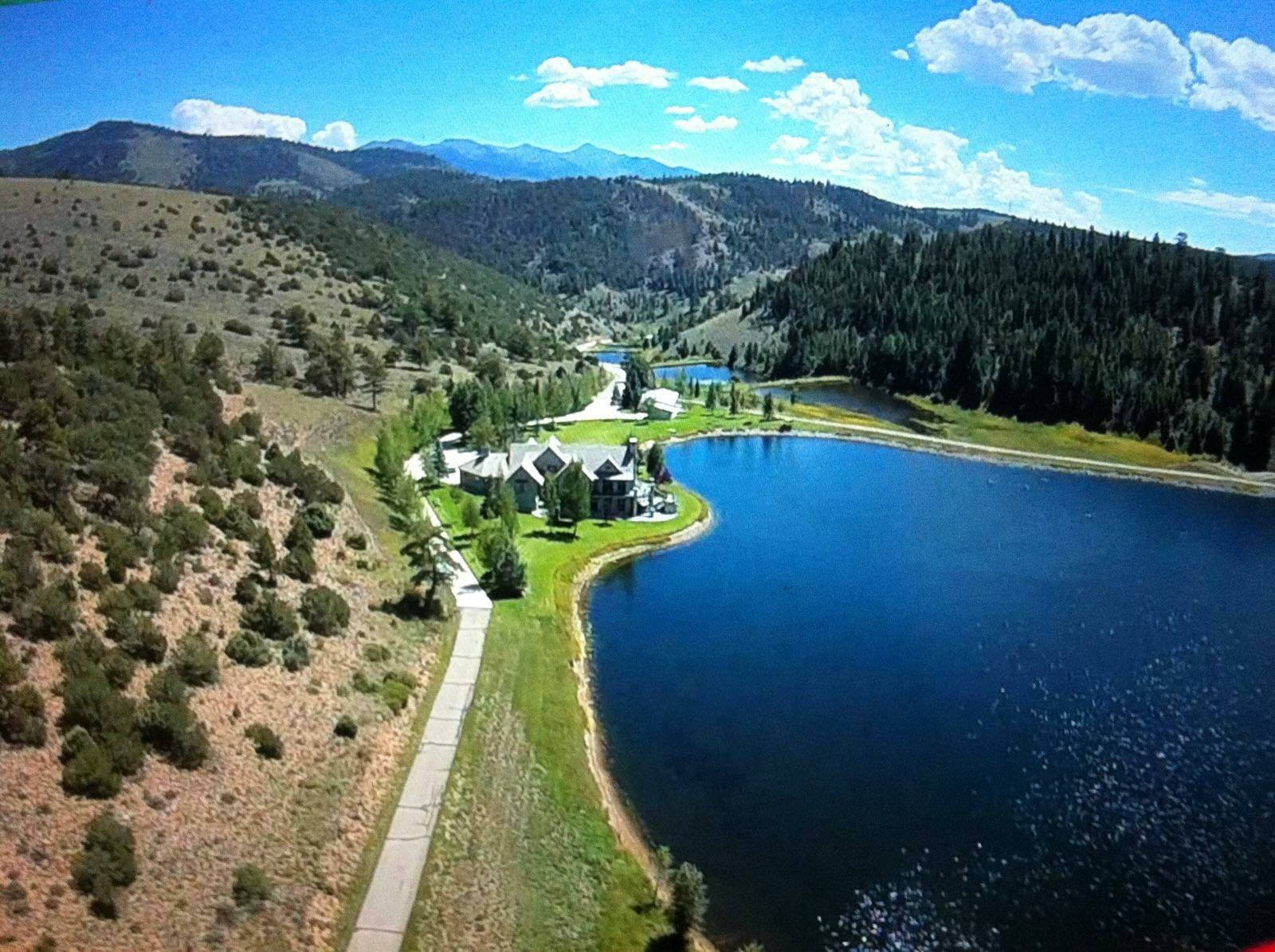 Salida Lakefront Estate Property with land