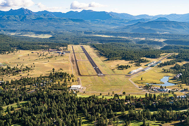 THS Investment LLC Pagosa Springs Stevens Field Airport