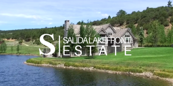 colorado property for sale Salida lakefront estate property for sale