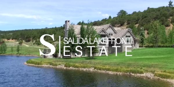 colorado property for sale Salida lakefront estate property for sale